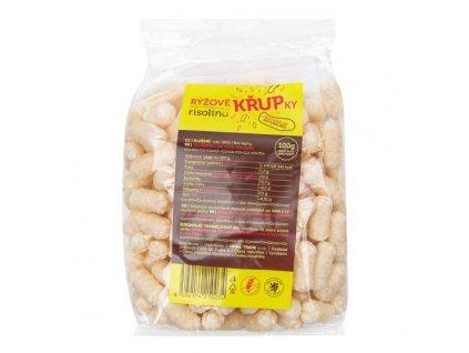 RISOLINO Křupky rýžové natural 100 g