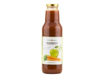 SEVEROFRUKT Koncentrát jablkomrkvový 750 ml