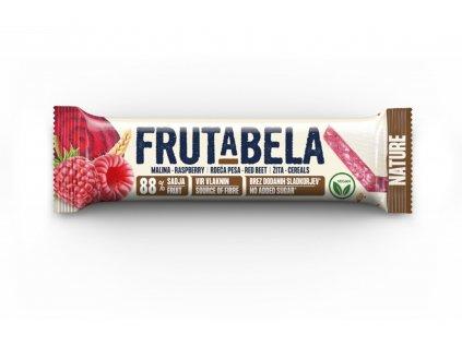 FRUCTAL Frutabela cereální tyčinka s malinami a červenou řepou 35 g