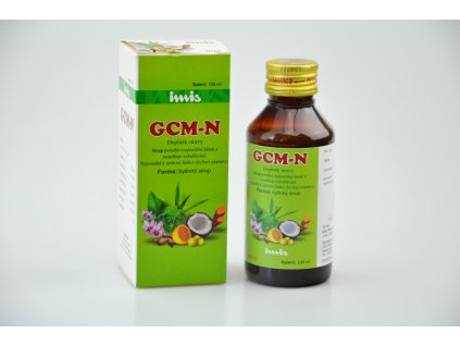IMIS GCM N doplněk stravy na kašel 100 ml