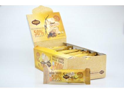 ACHVA Chalva Izrael vanilka 50 g