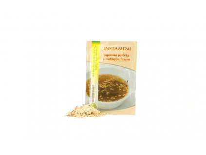 EKOPRODUKT Instantní japonská polévka s mořskými řasami 20 g