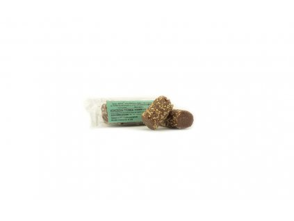 MOPEKA Kokosová tyčinka tmavá 50 g