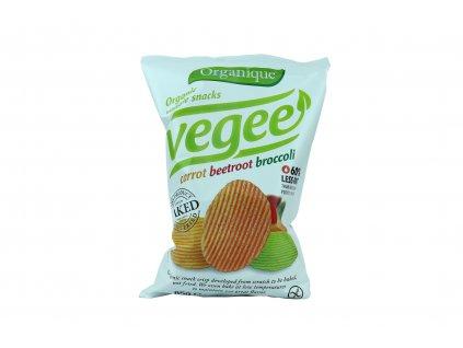 ORGANIQUE Lupínky zeleninové BIO Vegee 85 g