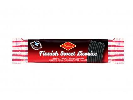 HALVA Originál finská lékořice, jemně sladká 60 g