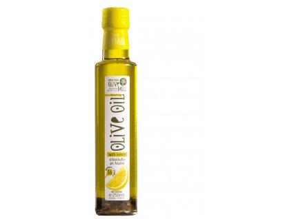Extra panenský olivový olej s citronem 250 ml