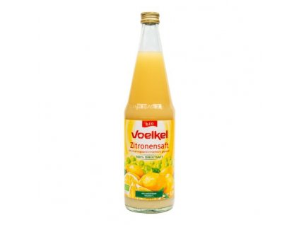 VOELKEL Šťáva citronová BIO 700 ml