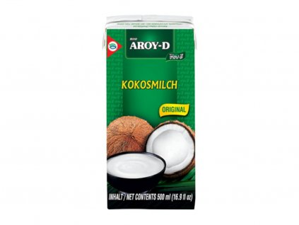 1526 aroy d kokosove mleko 500ml