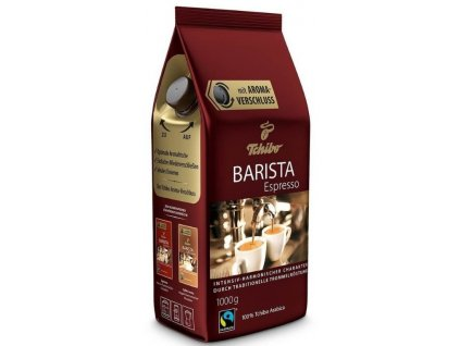 TCHIBO Barista Espresso zrnková káva 1 kg