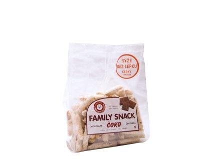 family snack coko 165g