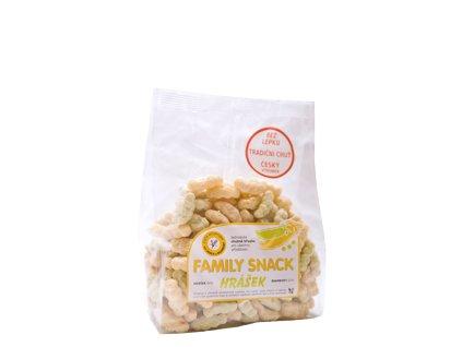 446 O family snack hrasek 100g