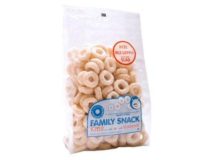 444 O family snack malt 120g