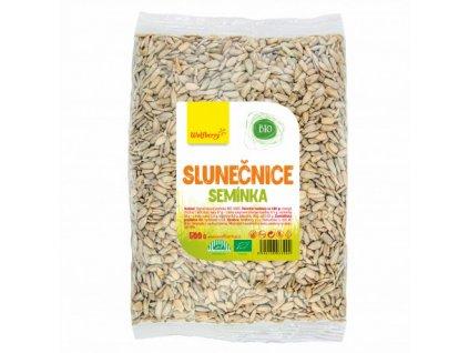 slunecnicove seminko wolfberry bio 500 g