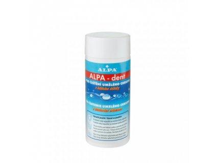 Alpa dent pro čištění umělého chrupu 150 g