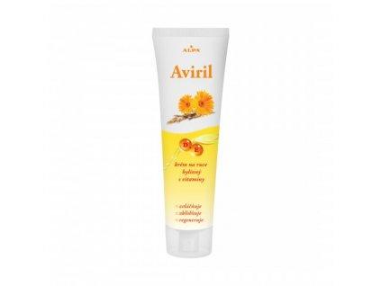 Alpa Aviril krém na ruce bylinný s vitamíny 100 ml