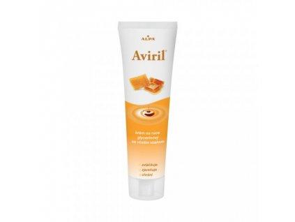 Alpa Aviril krém na ruce se včelím voskem 100 ml