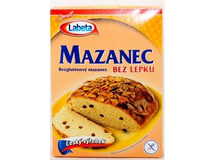 LABETA Mazanec - bezlepková směs 500 g