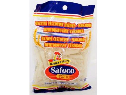 SAFOCO Těstoviny rýžové makarony malé 200 g