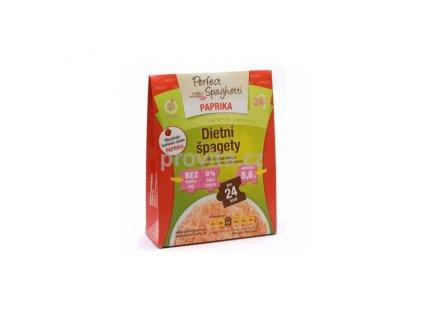 PERFECT DISH Rostlina konjak špagety Herbs-Paprikové BIO 200 g
