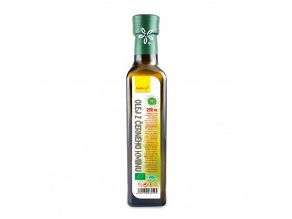 Wolfberry Olej z černého kmínu BIO 250 ml a