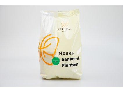 Mouka banánová (Plantain) Natural 300g