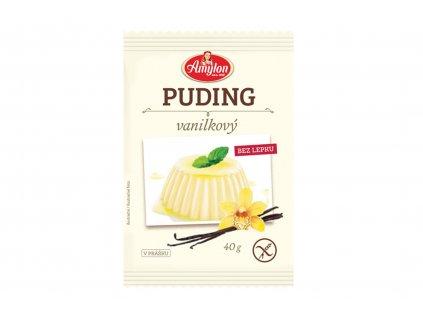 Puding vanilkový bez lepku Amylon 40g