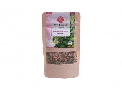 Moringa olejodárná s himalájskou solí kořenící směs Herb&Me 100g