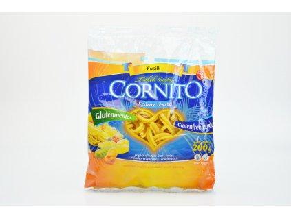 Těstoviny bez lepku CASERECCE Cornito 200g