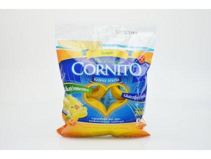 Těstoviny bez lepku SPAGETTI Cornito 200g