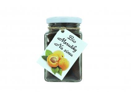 BIO sušené meruňky na zimu s agáve sirupem Dr. Hlaváč 150g