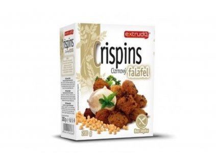 Crispins cizrnový falafel Extrudo 200g