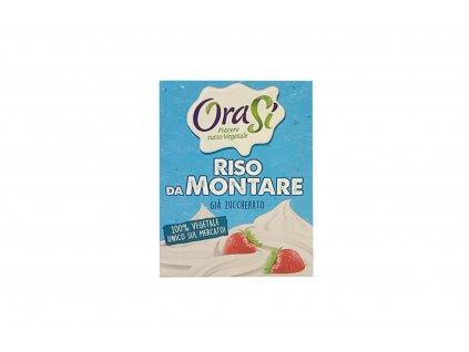 Rýžová šlehačka vegan, bez lepku a laktózy OraSi 200ml
