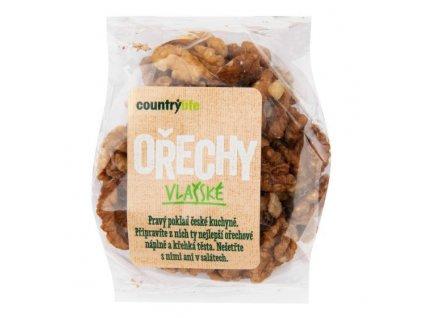 Vlašské ořechy 100 g COUNTRY LIFE
