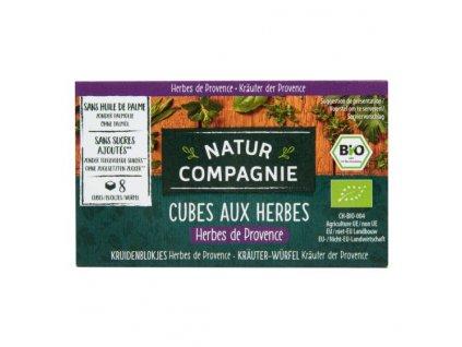Bujon bylinkový kostky provensálské koření 80 g BIO NATUR COMPAGNIE