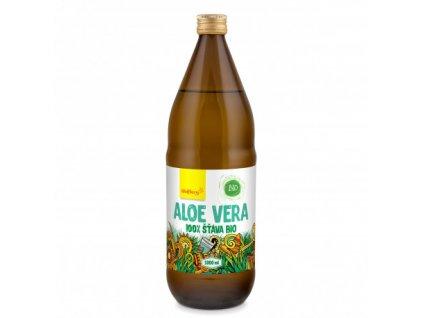 Aloe vera šťáva 100% BIO 1000 ml Wolfberry