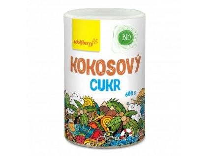 Kokosový cukr Wolfberry BIO 600 g