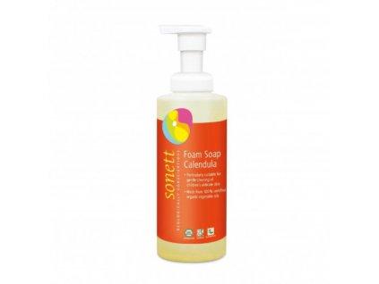 penove mydlo pro deti s mesickem 200 ml sonett