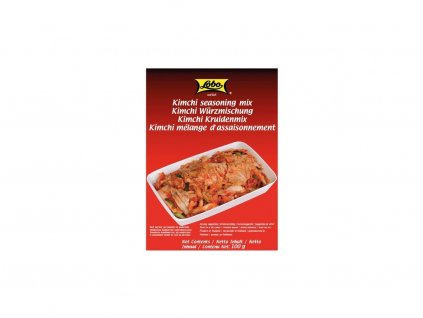 1022 lobo korenici pasta na kimchi 100g