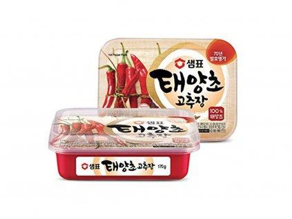 2735 sempio chilli pasta cervena paliva gochujang 170g