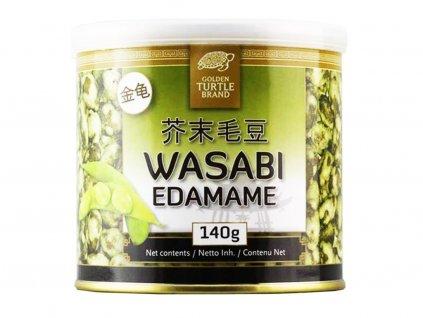 95 golden turtlw edamame ve wasabi 140g