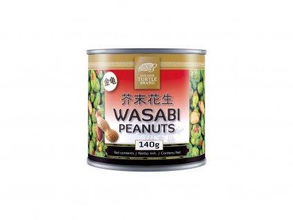 4133 golden turtle arasidy ve wasabi 140g