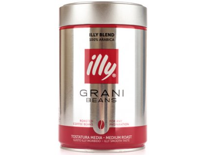 Illy Espresso zrnková káva 250g