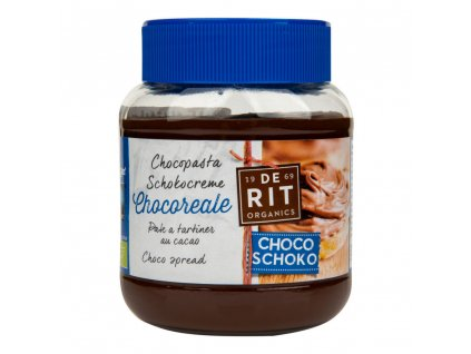 DE RIT Pomazánka čokoládová BIO 350 g