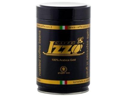 Izzo Caffé Gold zrnková káva 250 g
