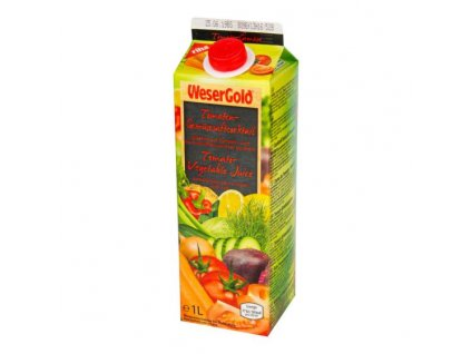 VITAQUELL Šťáva zeleninová 1 l