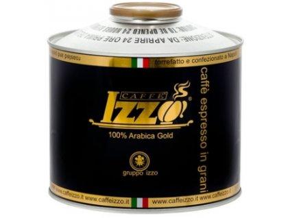 Izzo Caffé Gold zrnková káva 1 kg