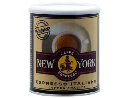 New York Caffé Lattina 100% Arabica Macinato Moka
