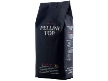 Pellini Top 100% Arabica zrnková káva 1 kg