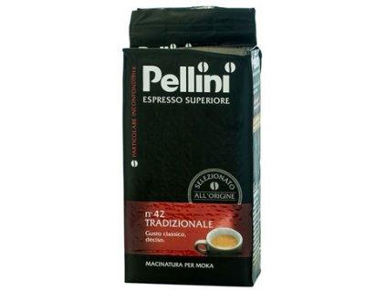 Pellini Caffé Espresso Superiore N° 42 Tradizionale mletá káva 250 g