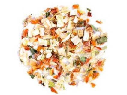 Zeleninová směs kousky